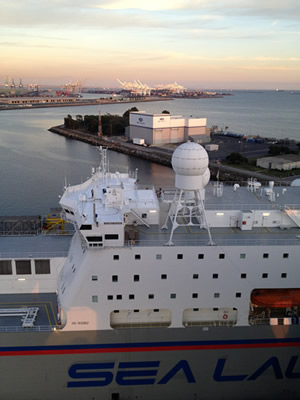 WDS Radar experience and expertise on the Sea Launch Radar System